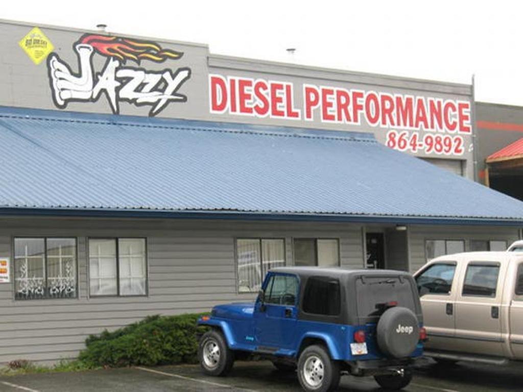 Jazzy Diesel Performance